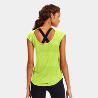 Under Armour Women's UA Fly-By Short Sleeve