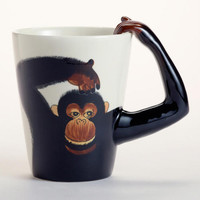Monkey Mug - World Market