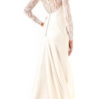 Long Grace Bridal Dress