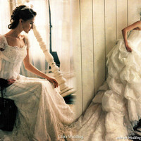 Clara Wedding Romantic Bridal Gowns | Wedding Inspirasi Bridal Inspiration Blog