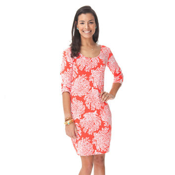 Baja Sea Fan Kilpatrick Dress
