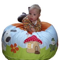Fabulous Bean Bag Chair - Baby Shower Gift - HET-