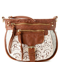 TUCSON DENIM CROSSBODY