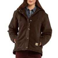 Carhartt® Ladies' Sandstone Berkley Jacket - Tractor Supply Co.