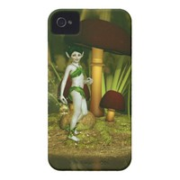 Elfin Pixie iPhone 4 Case