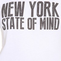 New York State of Mind Tee