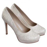 Ella Wedding Shoes - Rainbow Club