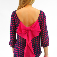 Razzleberry Blouse