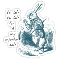 White Rabbit Late
