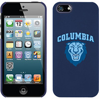 """Columbia - Columbia mascot"" Columbia design on iPhone 5s / 5 Thinshield Snap-On Case by Coveroo in Black"