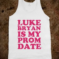 Luke Bryan Is My Prom Date