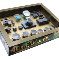 Diana Deluxe Kit - Camera Best Sellers - Cameras - Lomography Shop