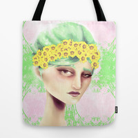 Flowers That Bloom Tote Bag by Ben Geiger