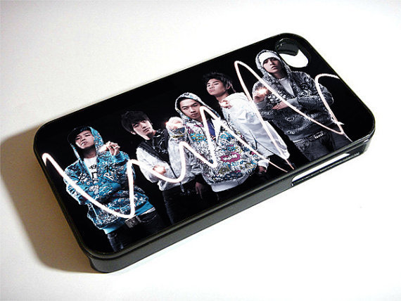 kpop iphone cases bigbang kpop iphone 4 iphone 4s from stevpalace 12558