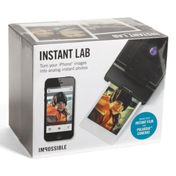 instant photo printer for iphone impossible project instant lab iphone from nordstrom epic 17325
